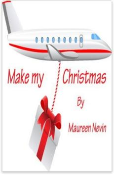 Maureen's book Make My Christmas